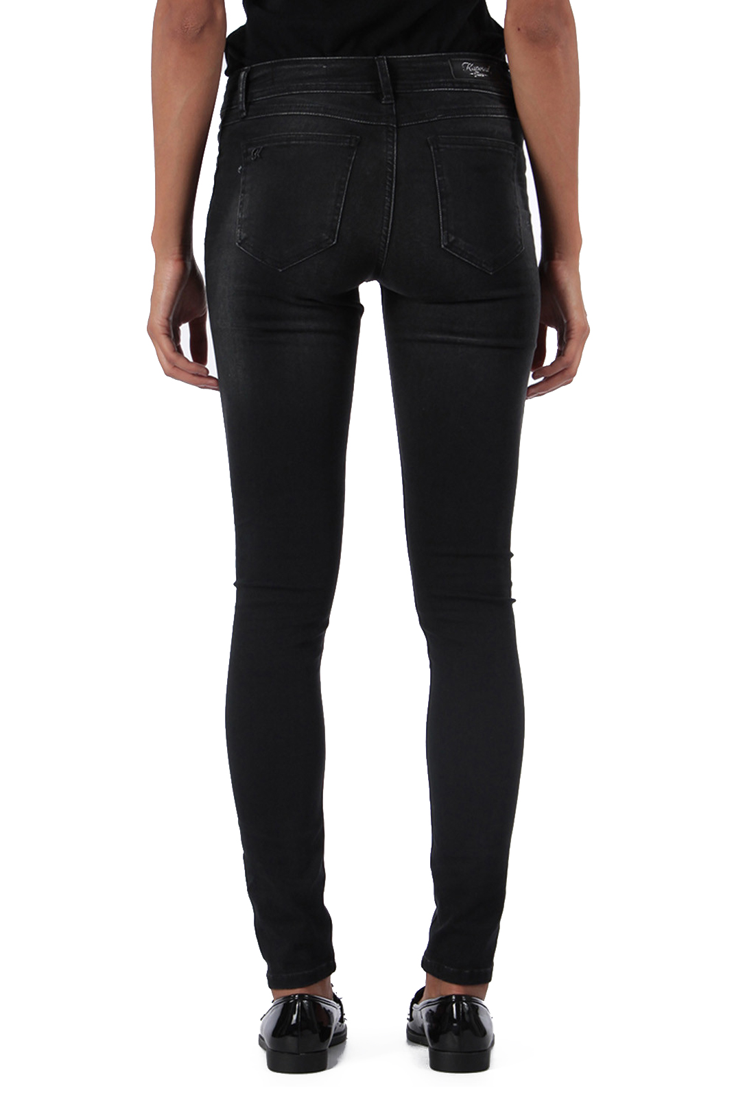 Jeans   Kaporal POWER H18W7 OLD BLACK