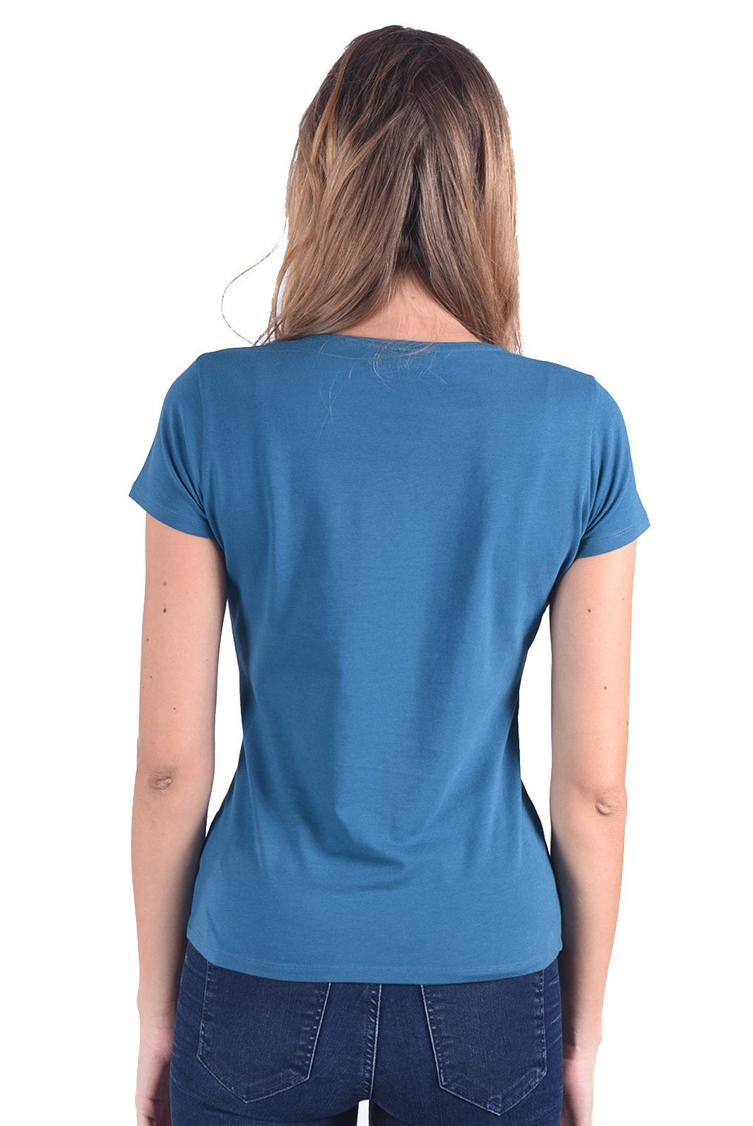 Tee shirt  Kaporal TINE PETROL