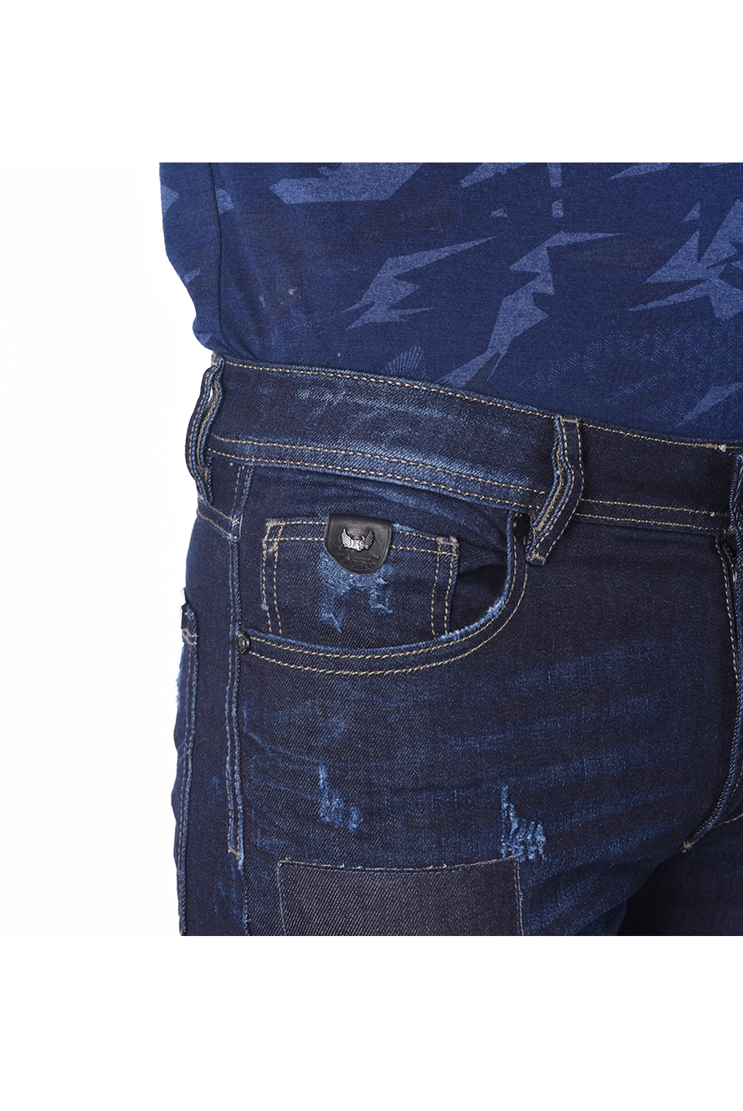 Jeans  Kaporal EZZY INDDES