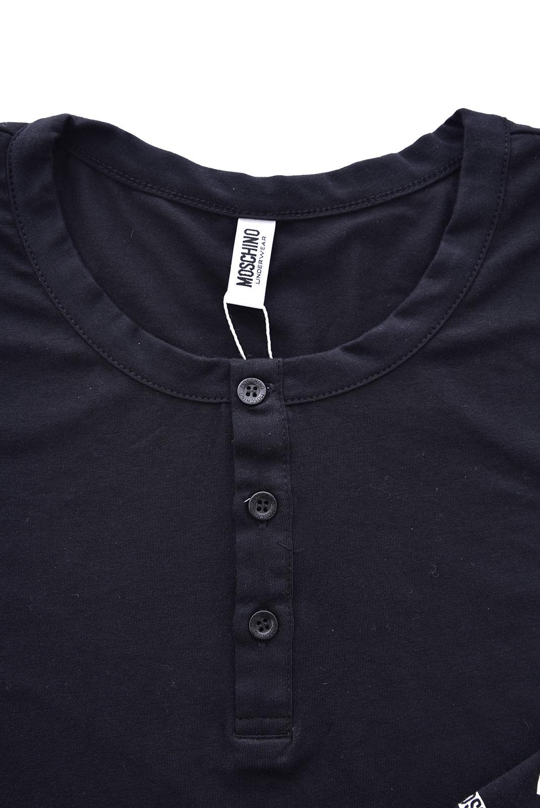Pyjamas-Peignoirs  Moschino 1A5001 1555 NOIR
