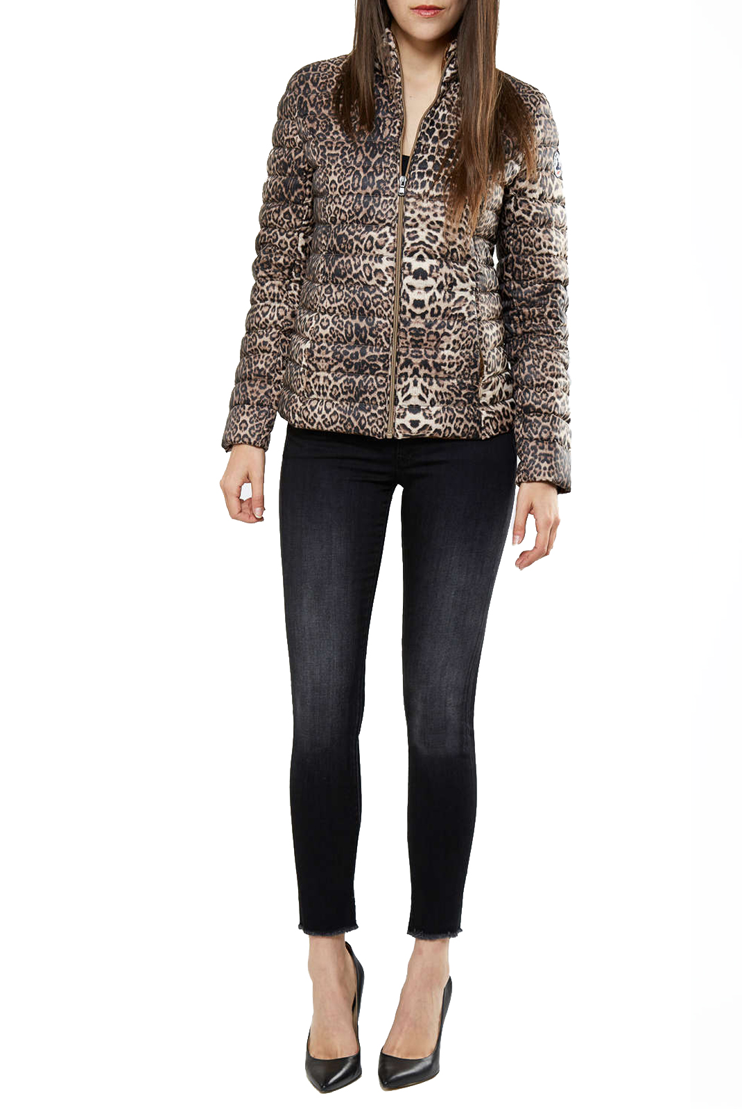 Blouson  Just over the top CHA 985 LEOPARD