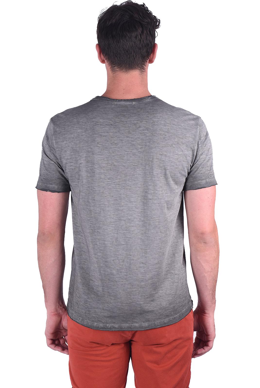Tee-shirts  Kaporal BRUGE TITANIUM