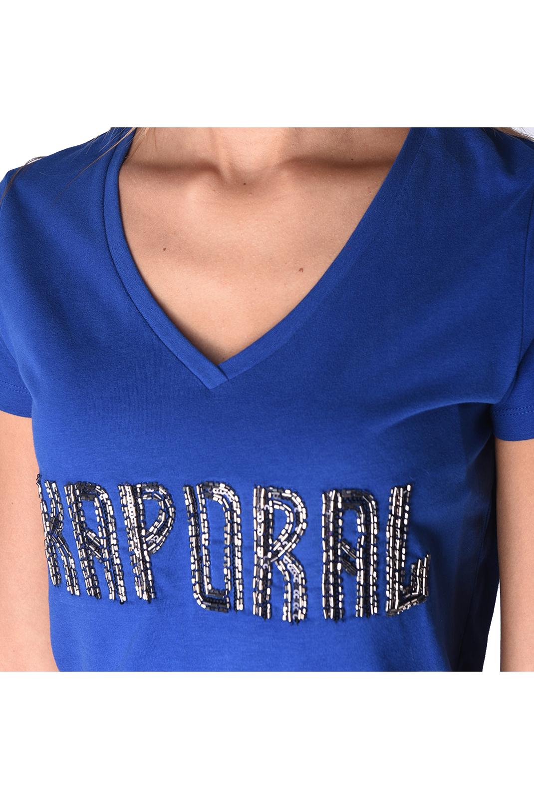 Tee shirt  Kaporal TLOV SAPHIR