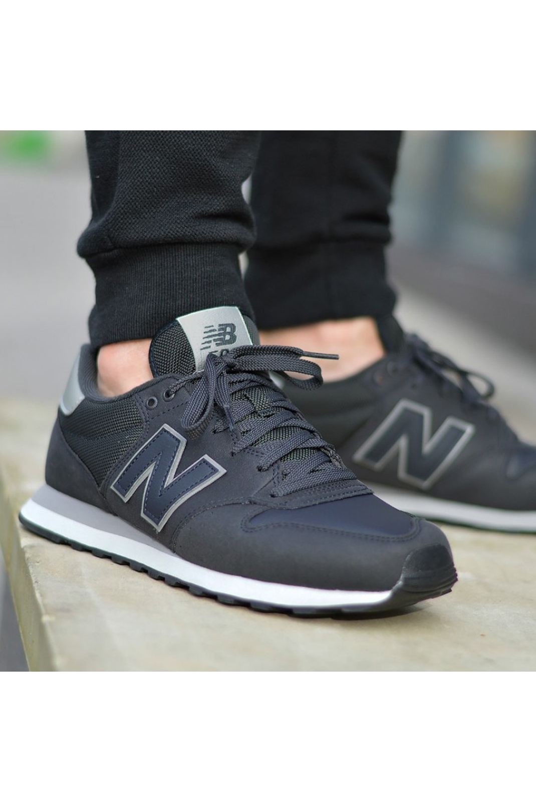 Baskets / Sport  New balance GM500SN GRIS