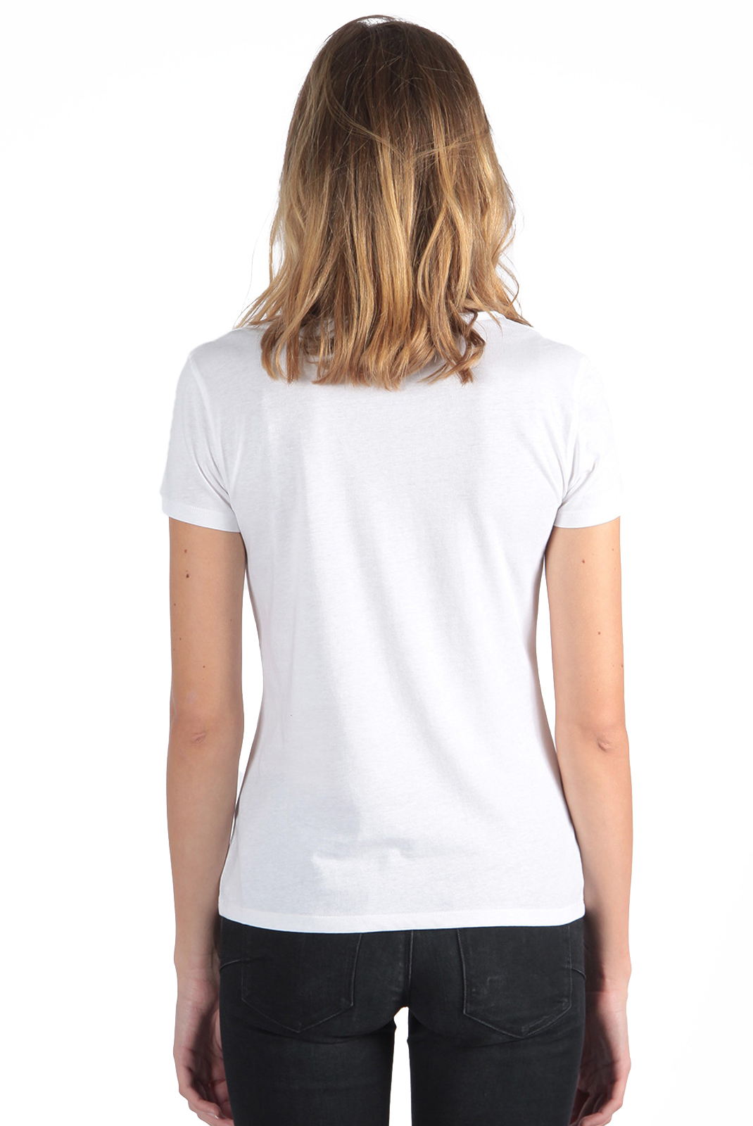 Tee shirt  Kaporal BULSE WHITE