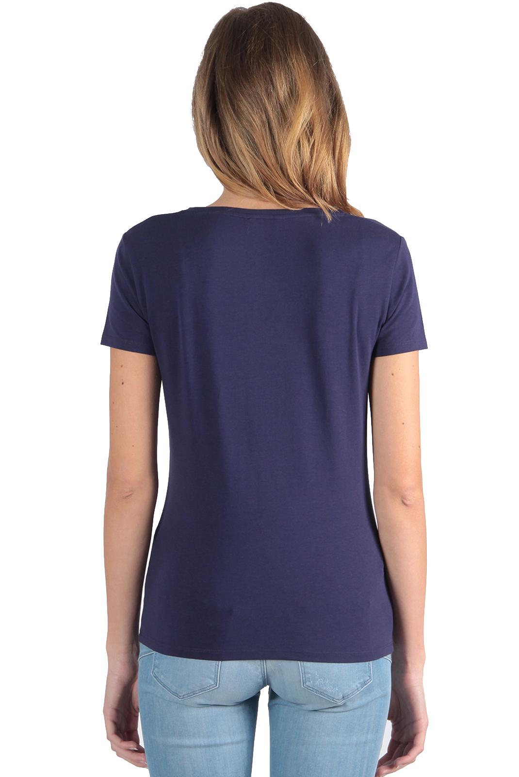 Tee shirt  Kaporal BUXOM OUTREMER