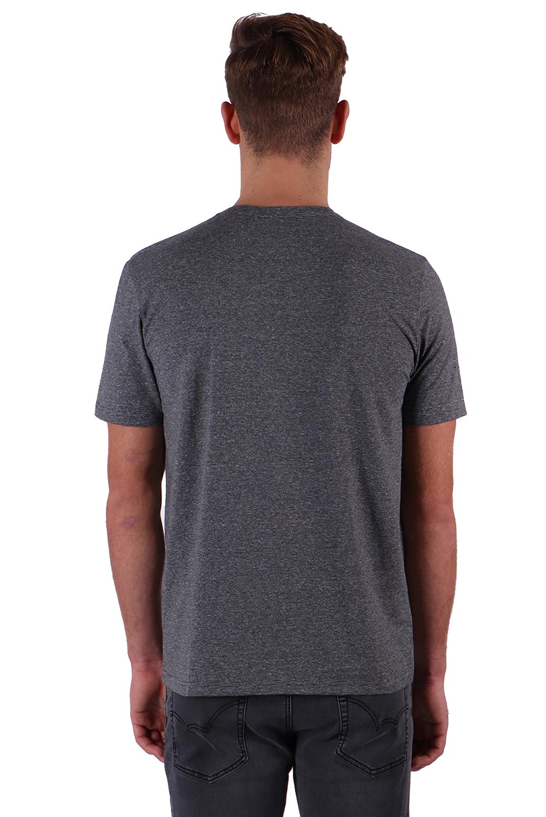 Tee-shirts  Kaporal MOLIA MEDIUM GREY MELANGE