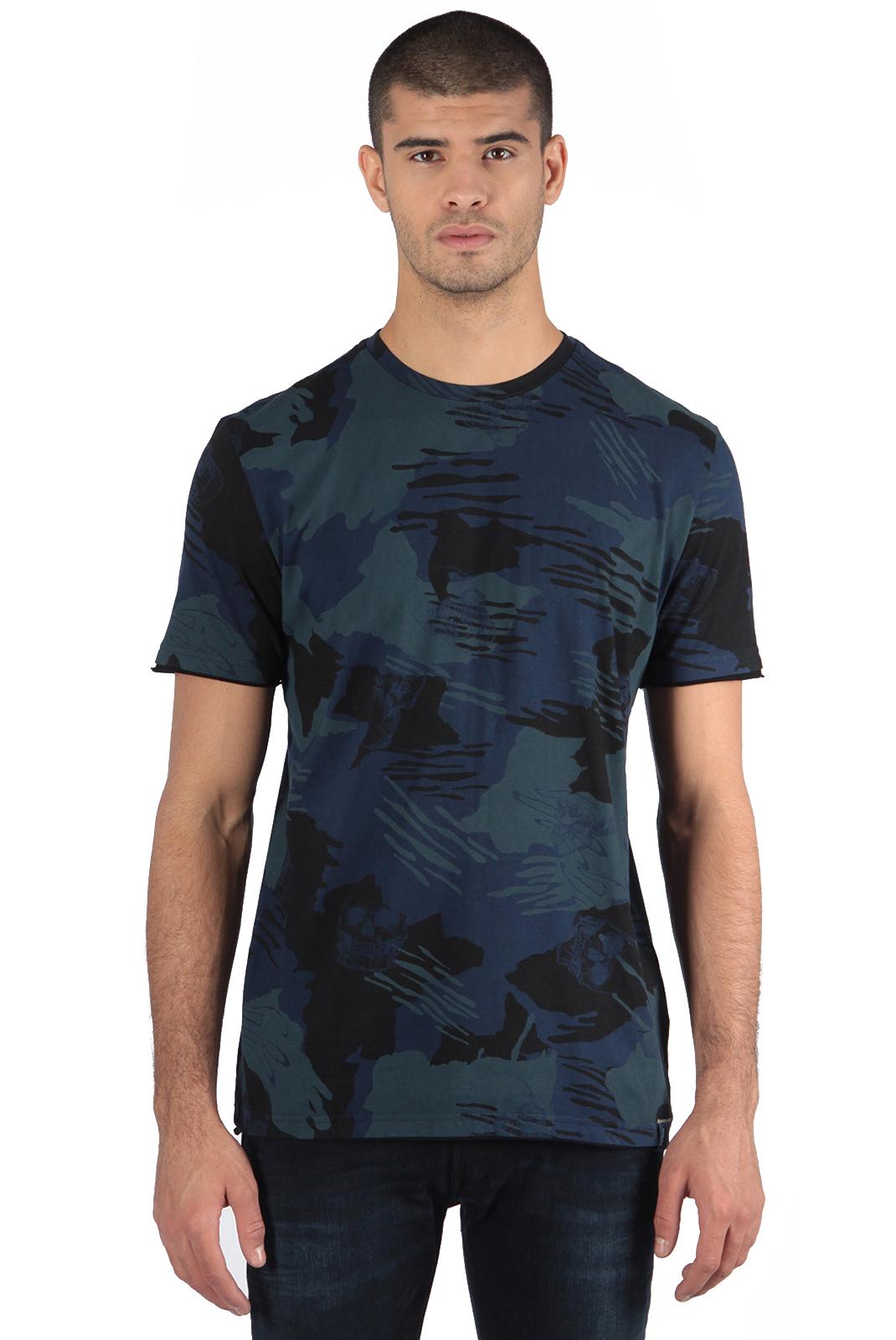 Tee-shirts  Kaporal MUSIR BLUE US