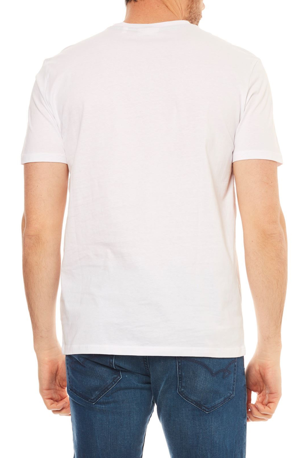 Tee-shirts  Kaporal PARC WHITE