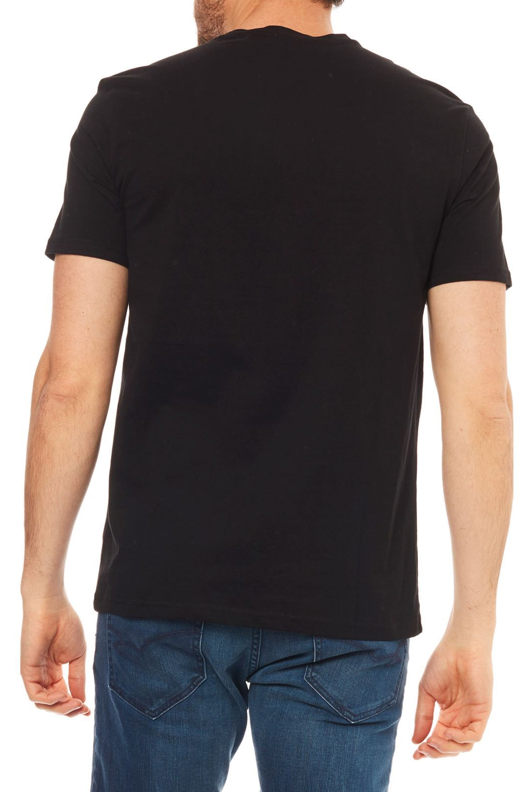 Tee-shirts  Kaporal PARC BLACK