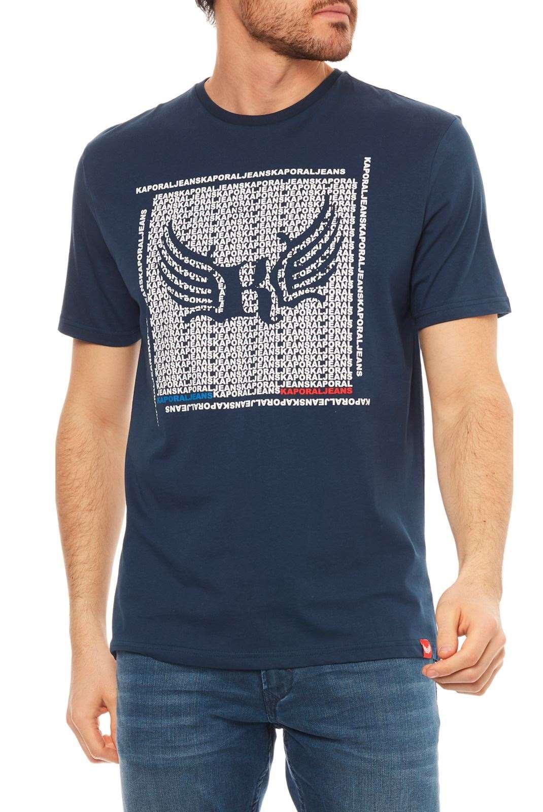 Tee-shirts  Kaporal PASTO BLUE US