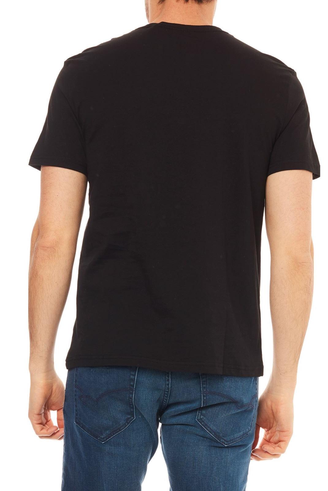 Tee-shirts  Kaporal POGGO BLACK