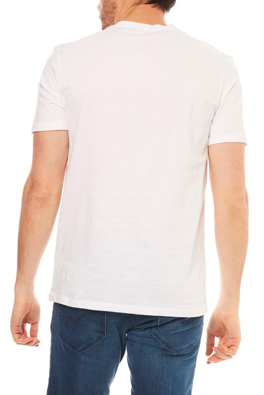 Tee-shirts  Kaporal POGGO WHITE