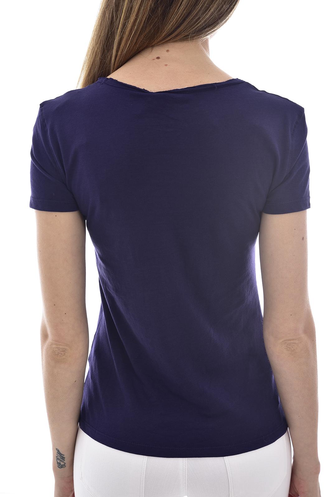 Tee shirt  Kaporal BULSE OUTREMER