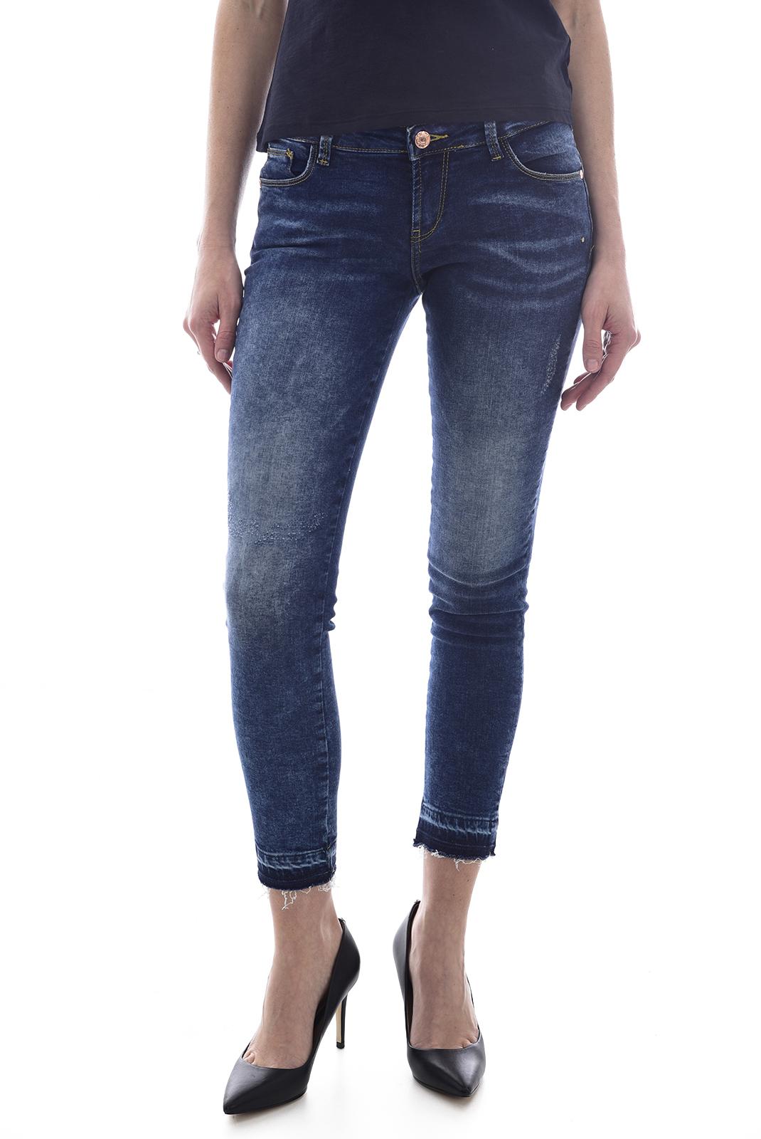 Jeans   Guess jeans W64043 D2NR9 NOISE BLUE
