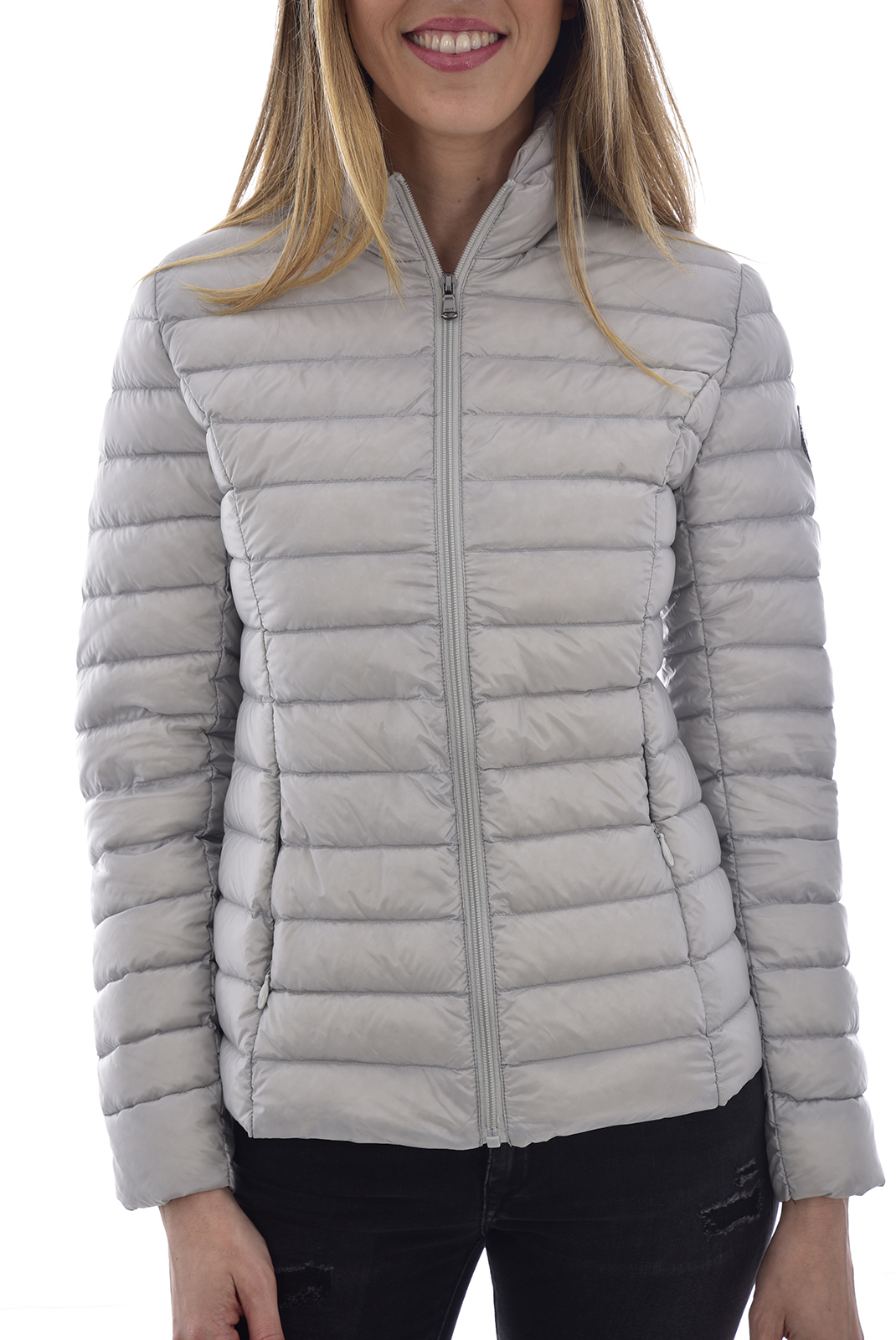 Blouson  Just over the top CHA 507 GRIS PERLE CLAIR