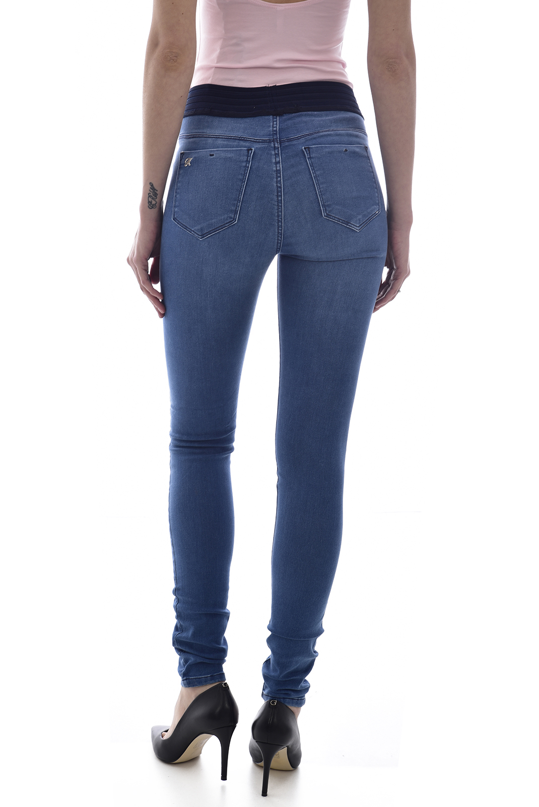Jeans   Kaporal SABLE 19W7 TWO