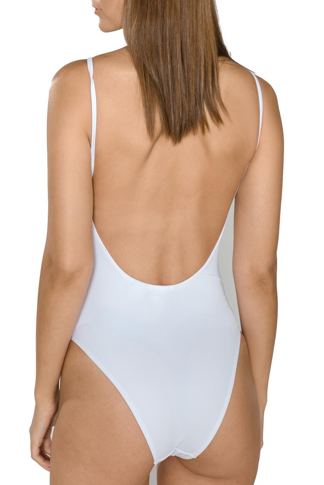 Beachwear  Guess jeans E82J00 LOP03 A009 OPTIC WHITE