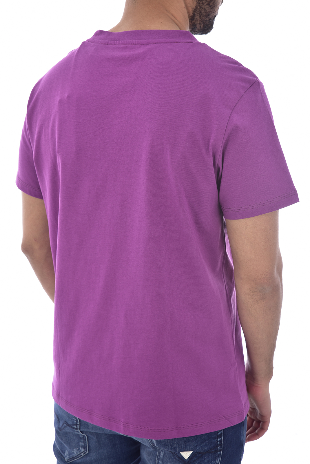 Tee-shirts  Guess jeans F92I00 JR03D G4B4 PRIMROSE VIOLET