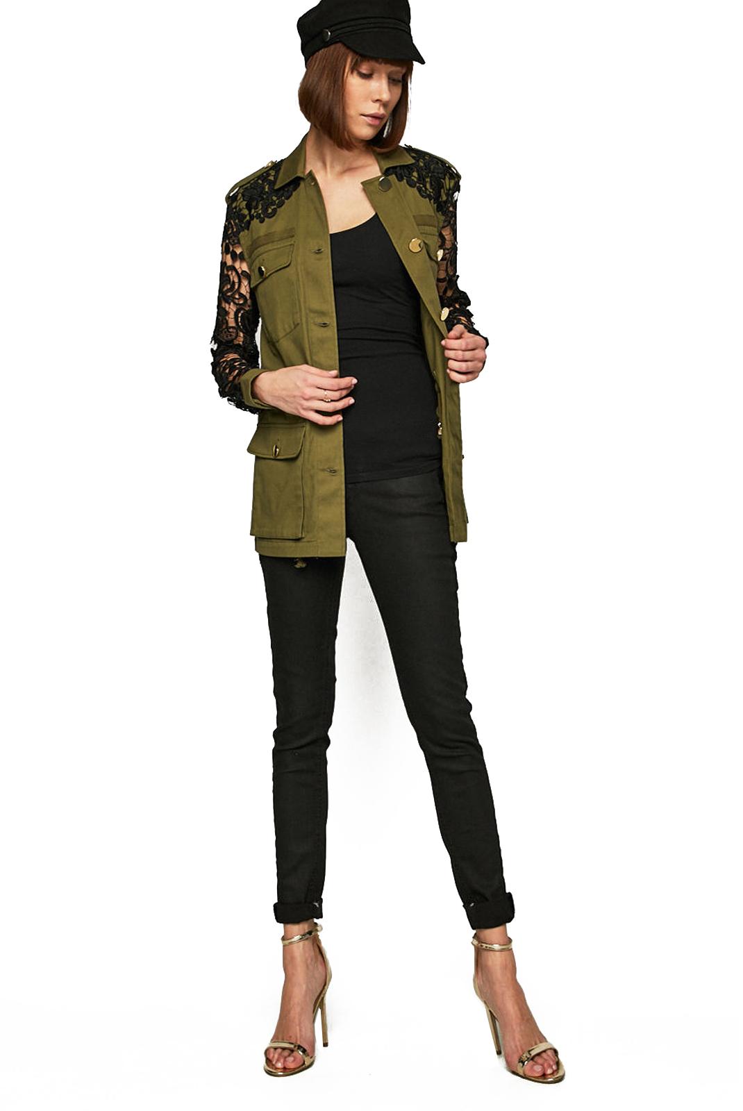 Vestes & blousons  Guess jeans W92L73 WBGF0 AUFL