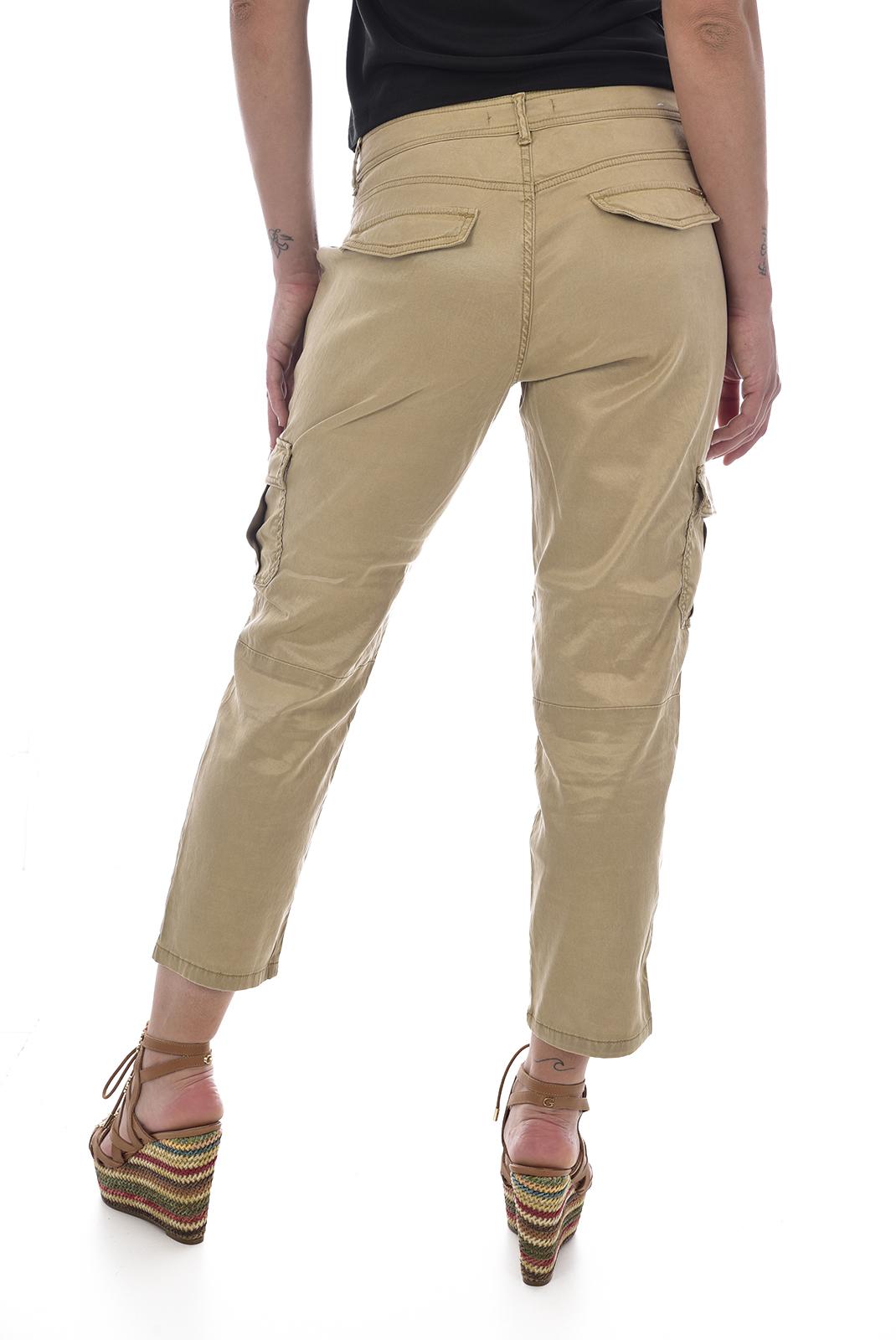 Pantalons  Guess jeans W92B37 WBFG0 G1O1 BEIGE