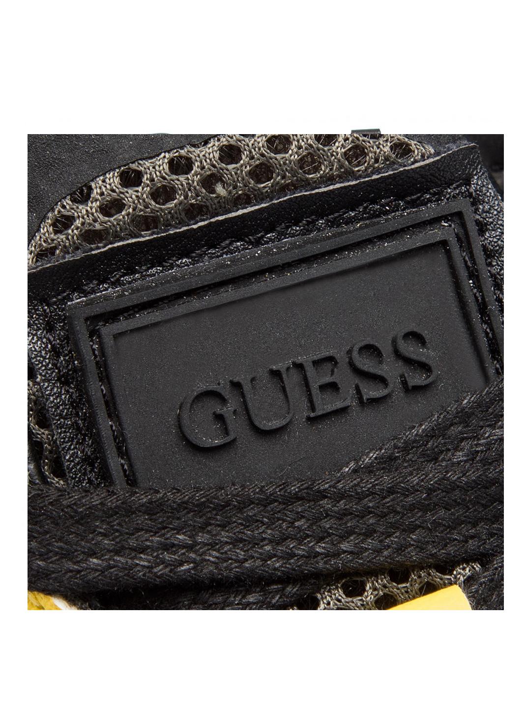Baskets / Sport  Guess jeans FM6FIS FAB12 FISHNET BLKYE