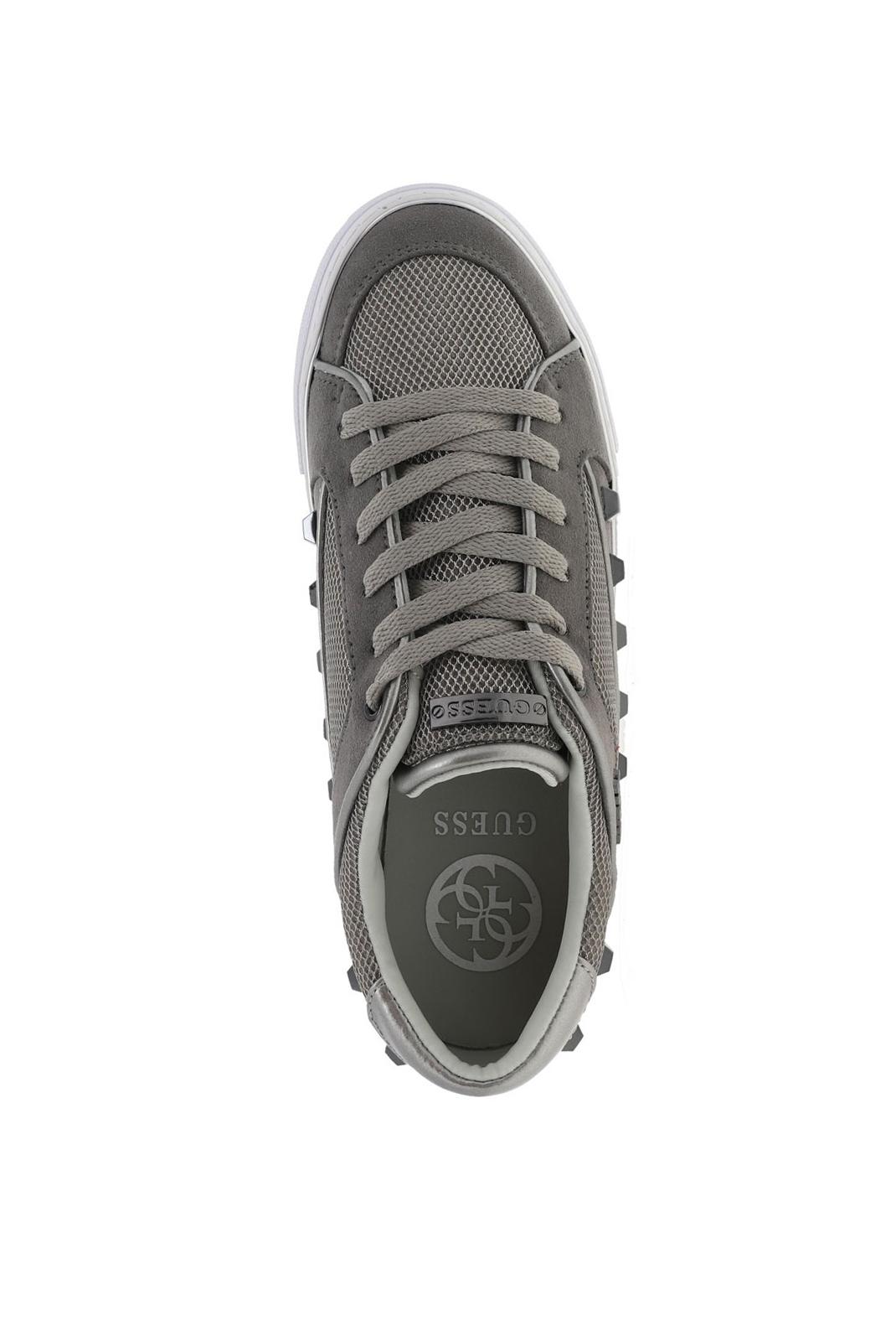 Baskets / Sneakers  Guess jeans FL5GL2 FAB12 SILVER