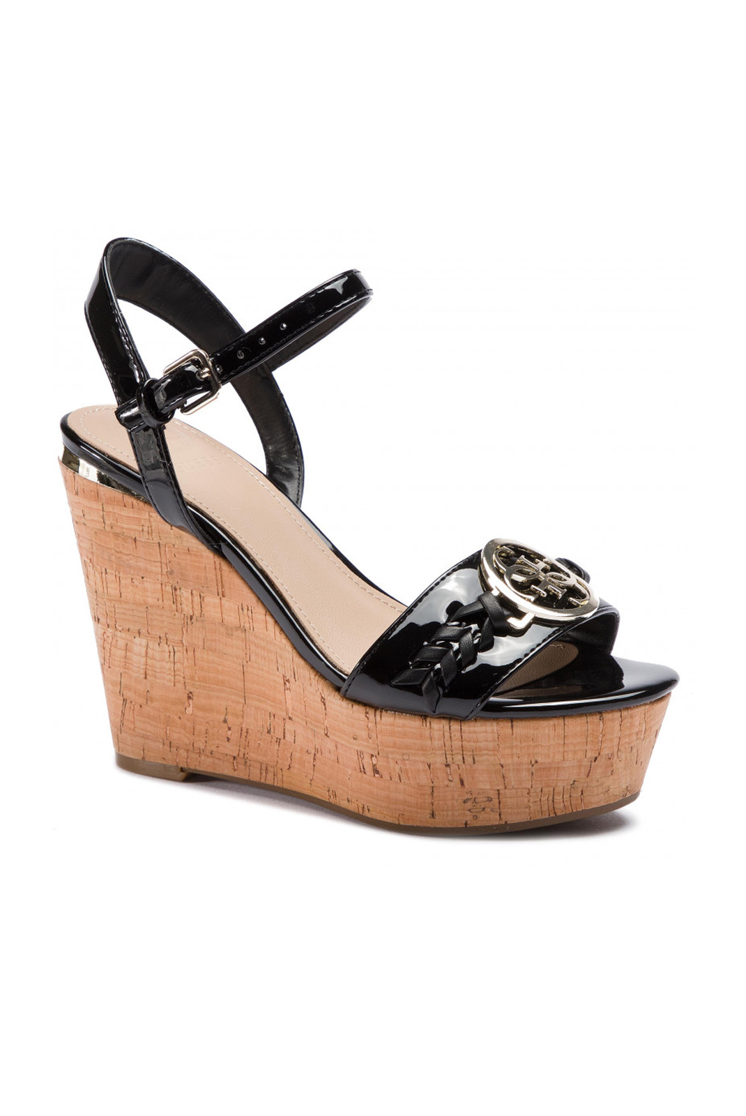 Chaussures  Guess jeans FL6GSN PAF04 BLACK