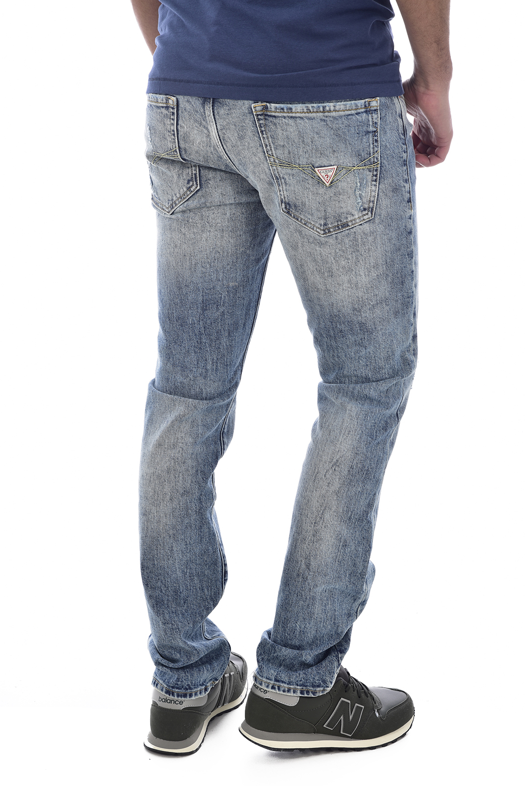 slim / skinny  Guess jeans M92AN2 D32S1 angels MDFR