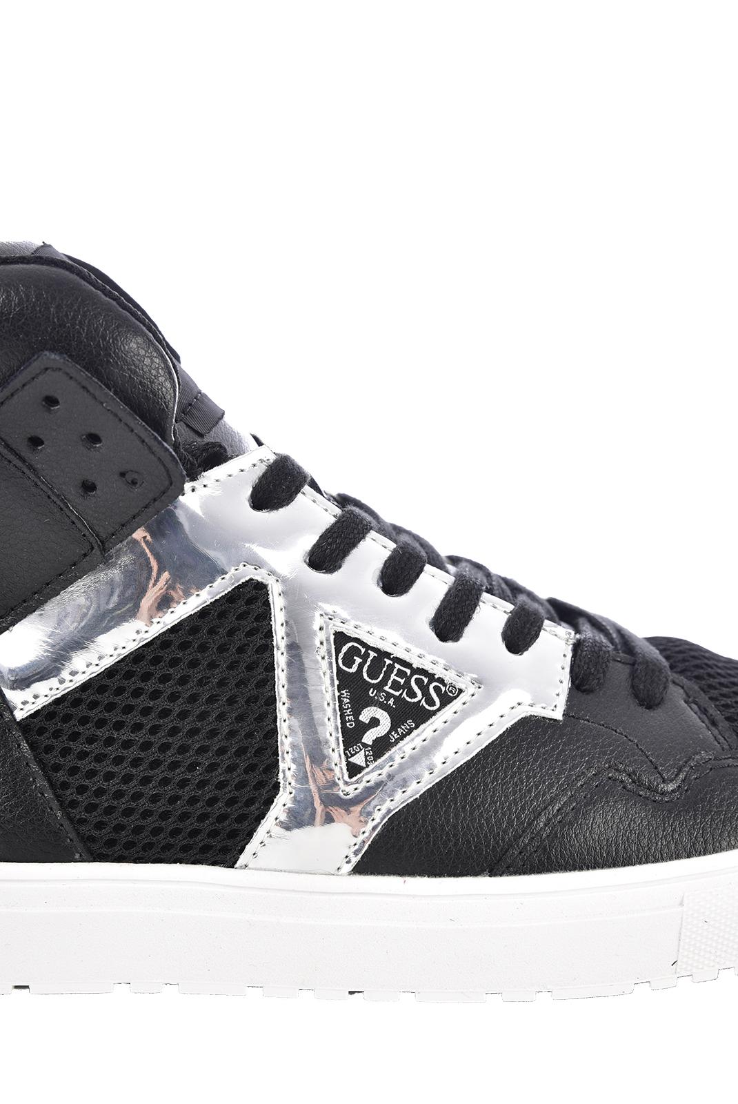 Baskets / Sport  Guess jeans FM5BRU LEA12 BLKSI