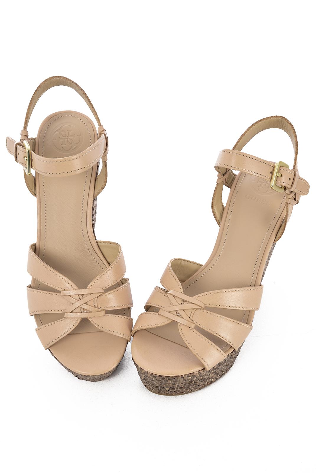 Chaussures  Guess jeans FL6GUL LEA04 NATU