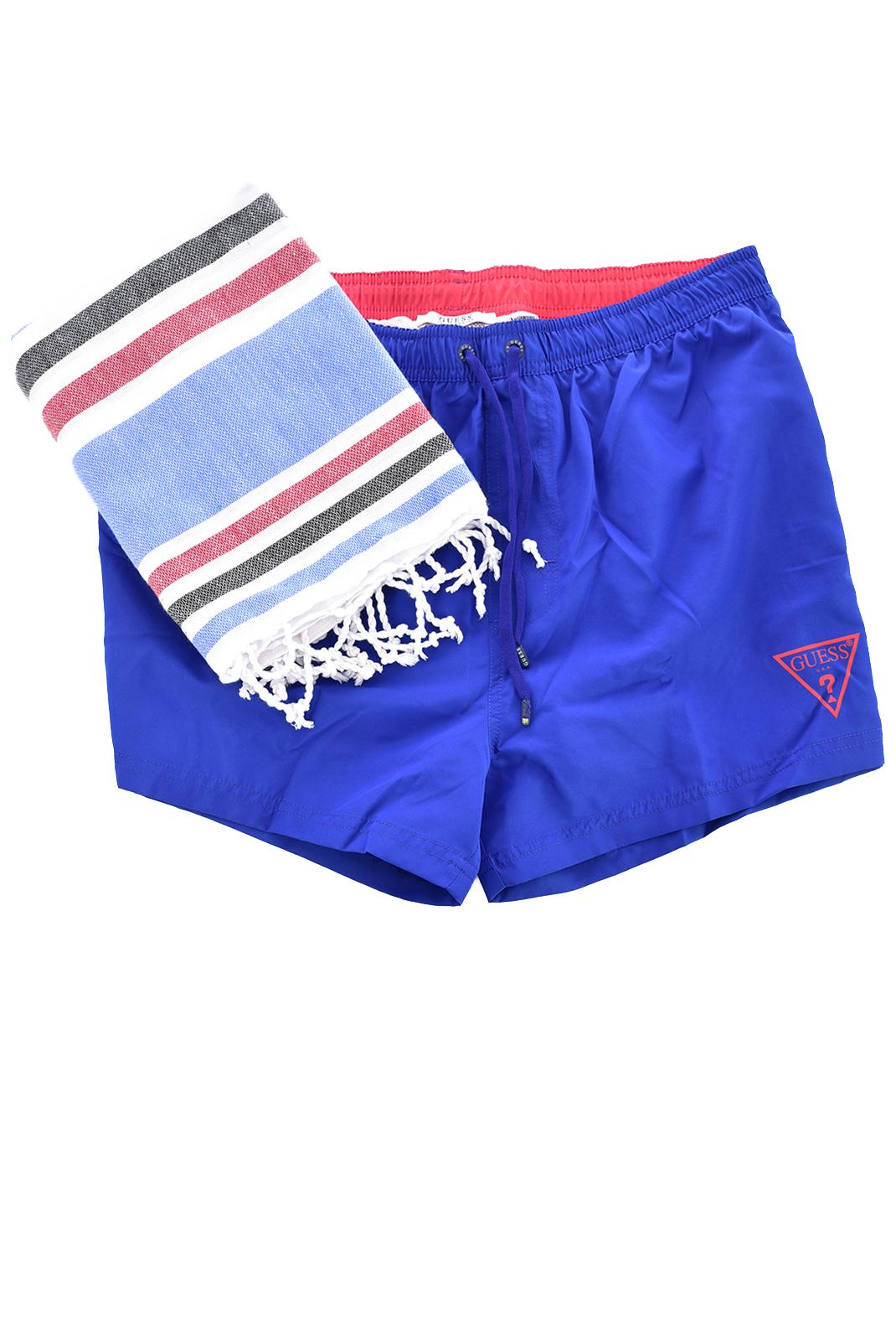 Shorts de bain  Guess jeans F91Z01 TEL60 S485