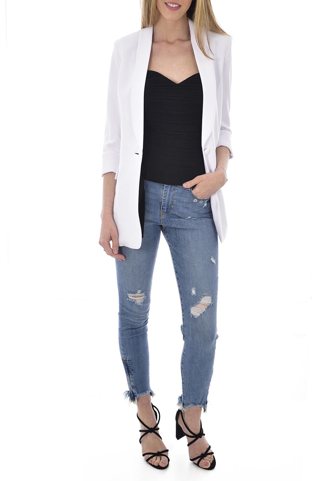 Vestes & blousons  Guess jeans W92N56 WAFF0 TWHT
