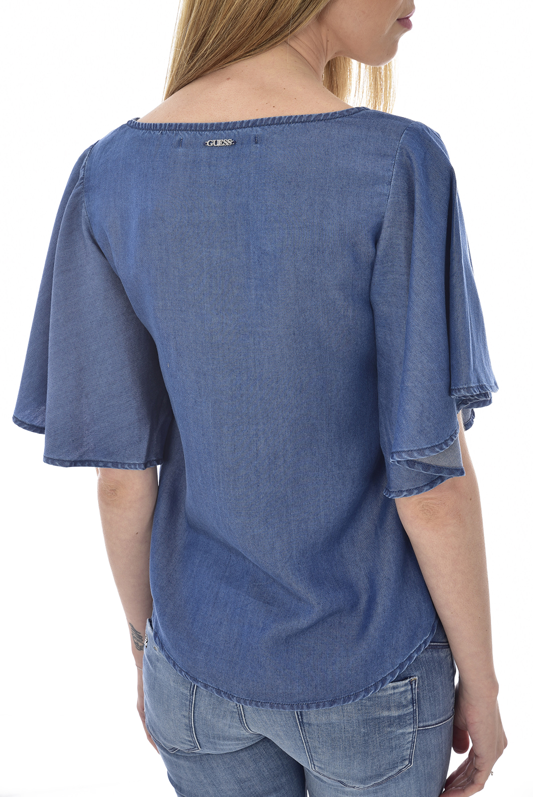 Blouses  Guess jeans W92H54 D2GZ5 SMMD