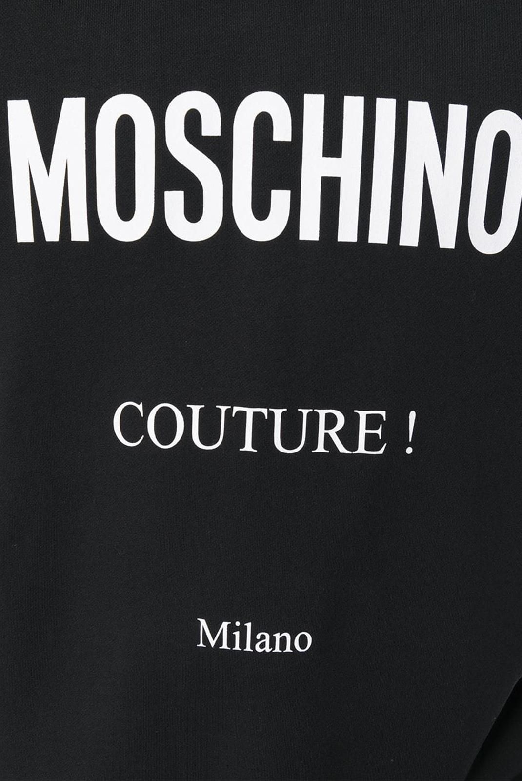 HOMME  Moschino ZA1701 5227 1555 NOIR/BLANC