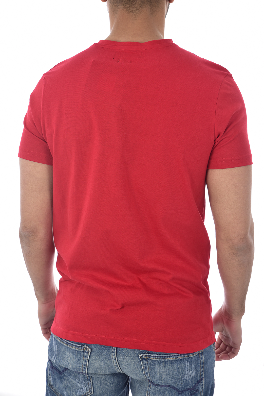 T-S manches courtes  Hite couture MAFLORIL RED