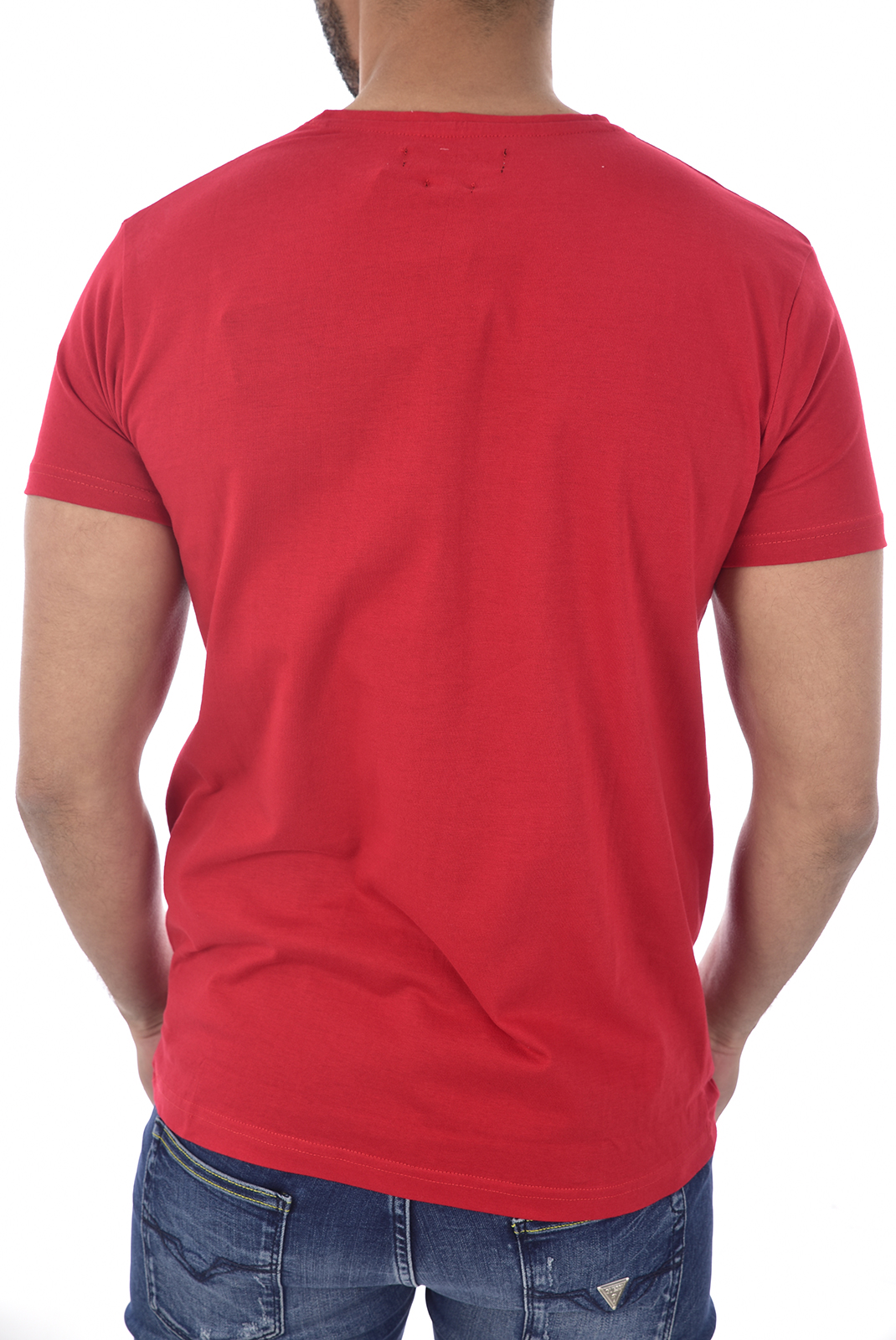 T-S manches courtes  Hite couture MITIL RED