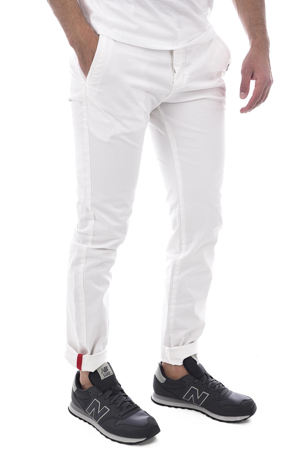 Pantalons chino/citadin  Hite couture KIDITA BLANC