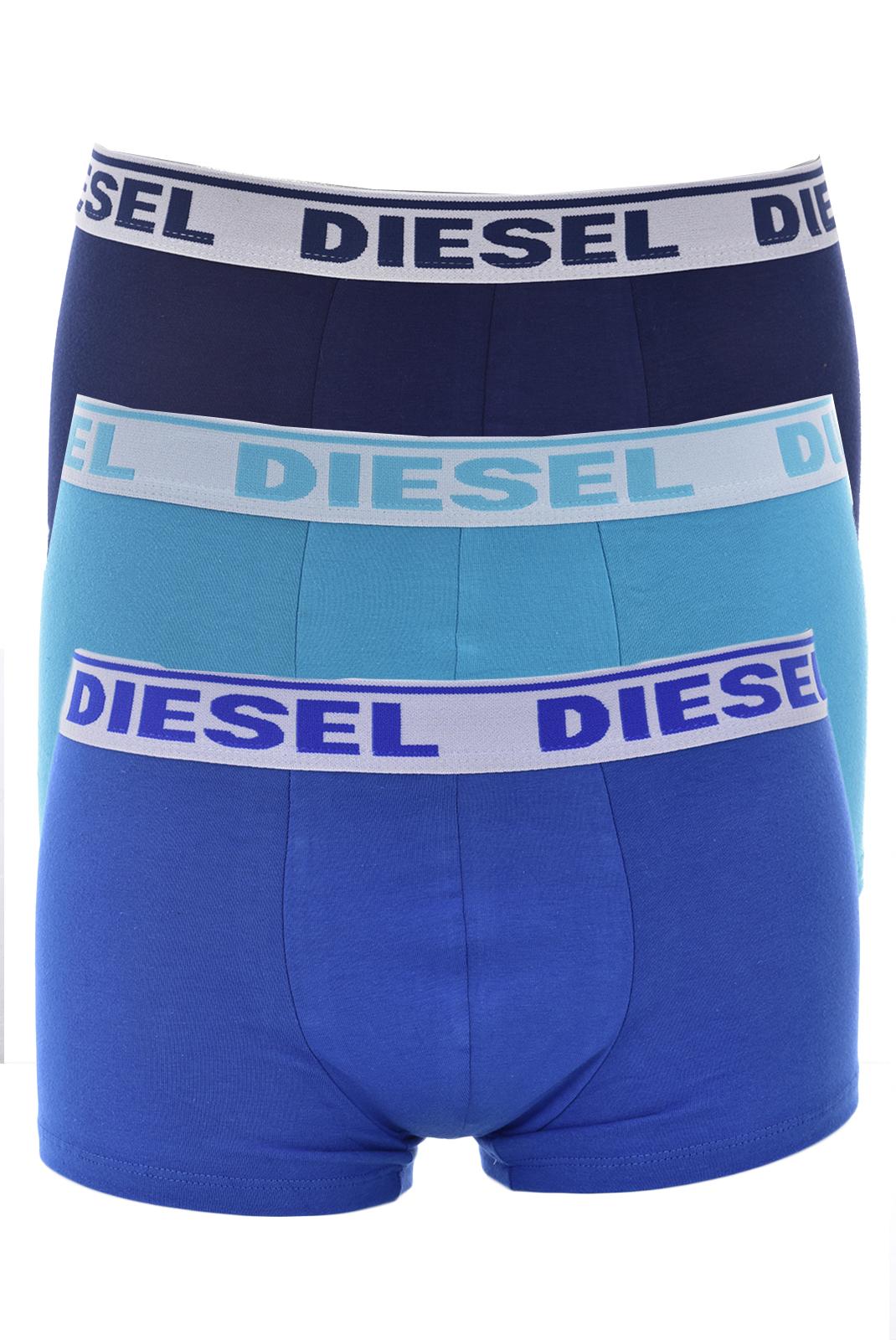 Slips-Caleçons  Diesel SHAWN 0GAFN BLEU/CIEL/ROYAL