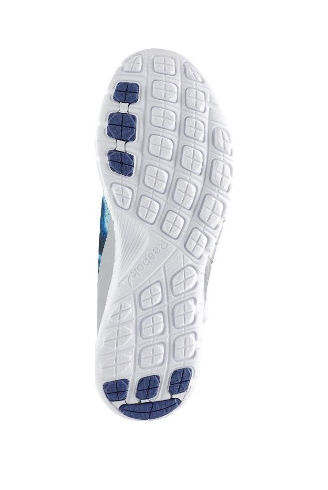 Baskets / Sport  Reebok V72616 ZPUMP FUSION 2.0 DUNES BLUE