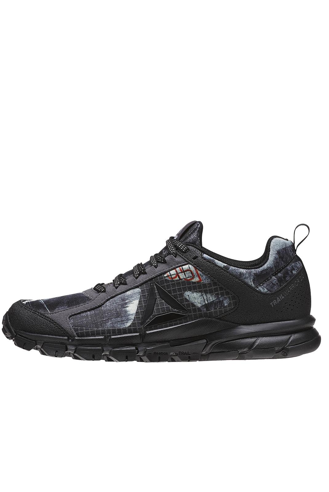 Baskets / Sneakers  Reebok BD4717 TRAIL WARRIOR 2.0 NOIR