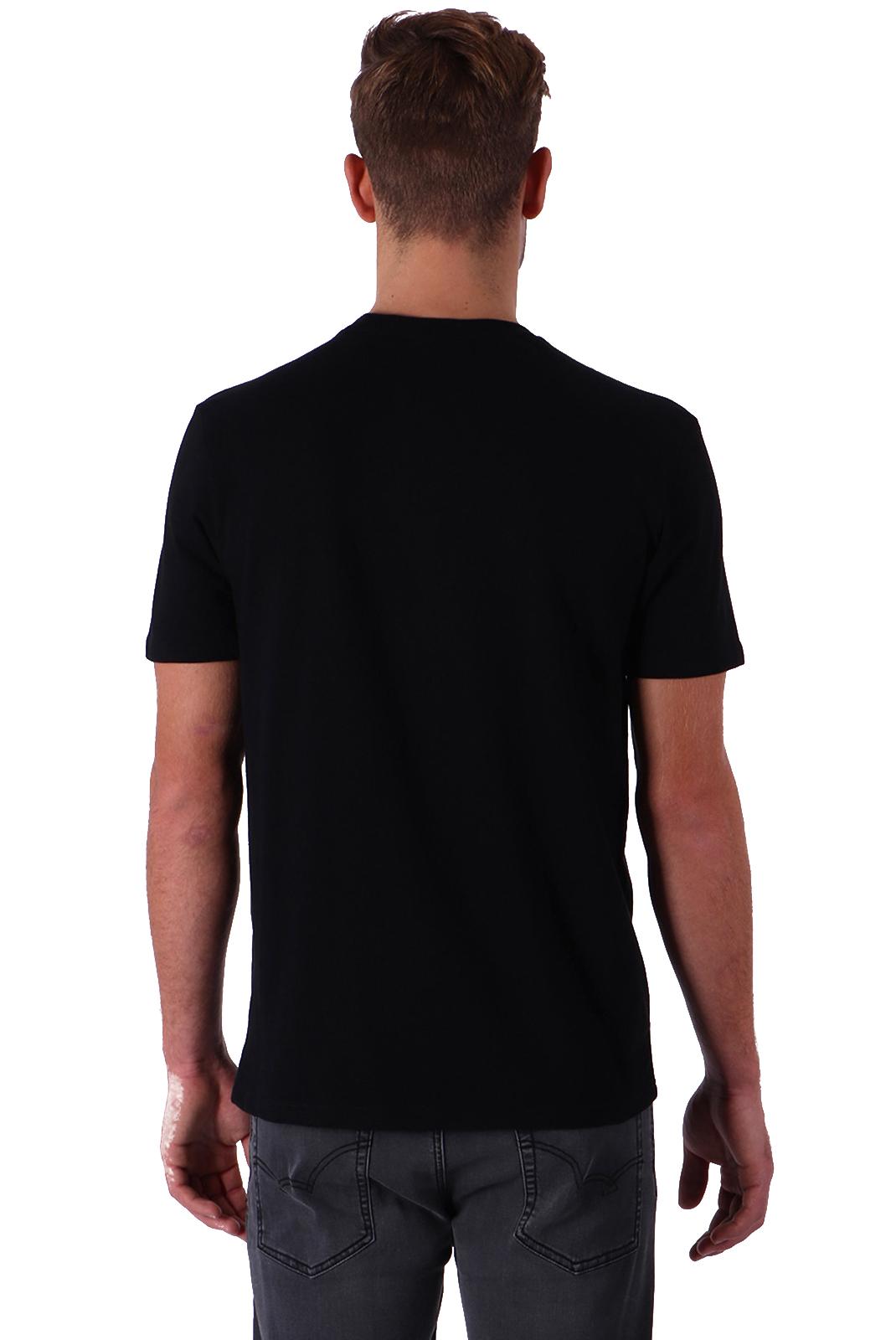 T-S manches courtes  Kaporal NIXON BLACK