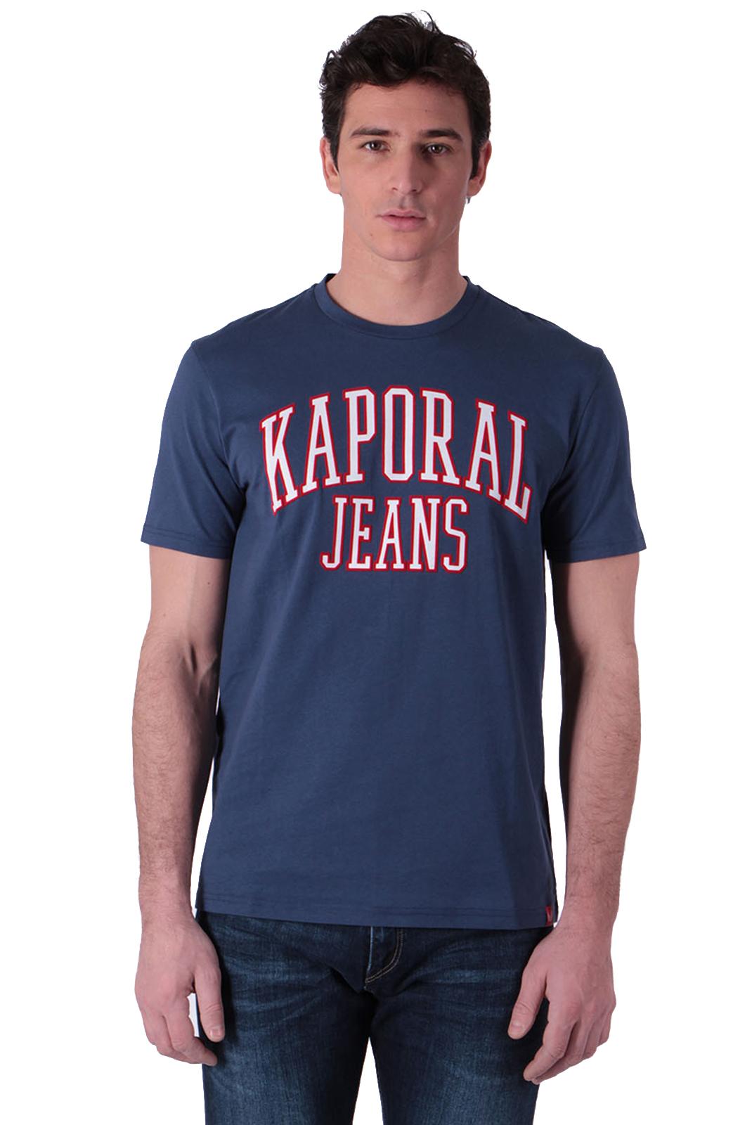 Tee-shirts  Kaporal PARC BLUE US