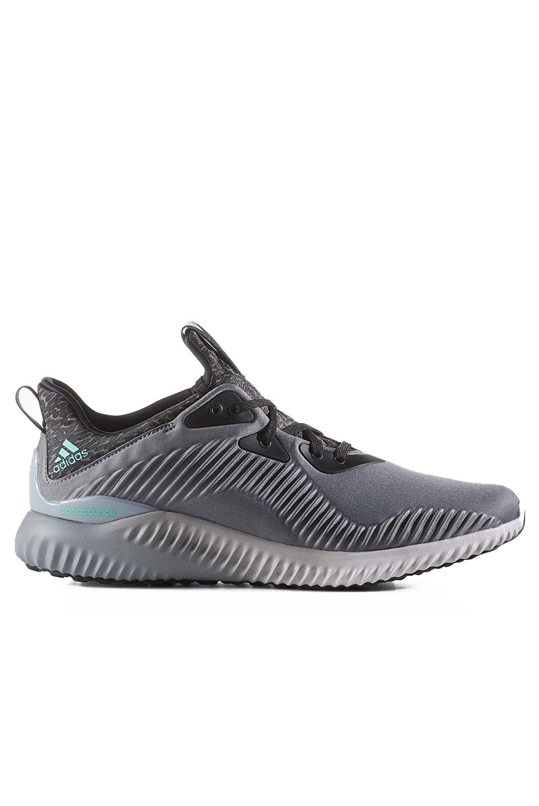 Baskets / Sport  Adidas B54188 ALPHABOUNCE GRIS