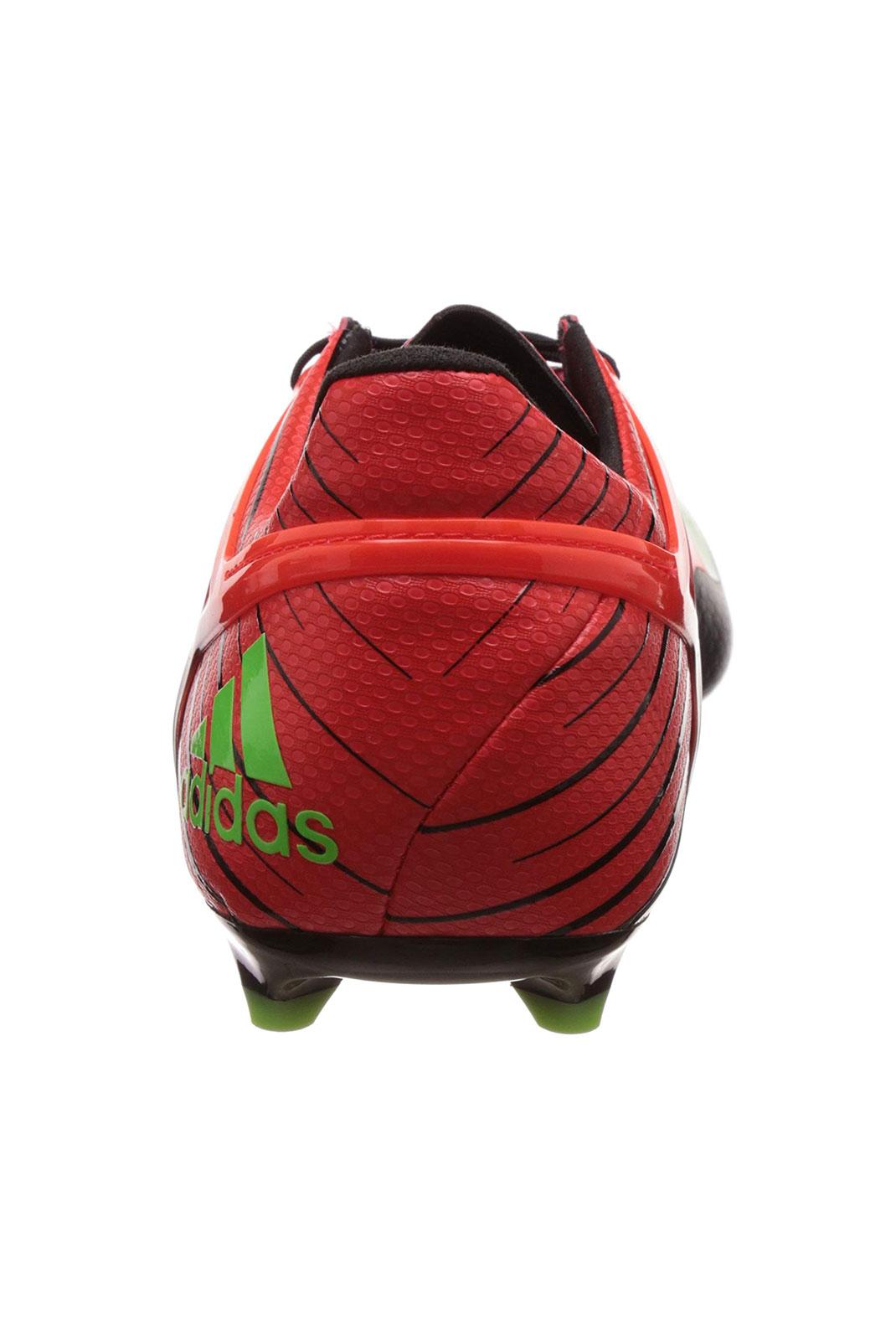 Baskets / Sport  Adidas AF4654 MESSI 15.1 RED BLACK