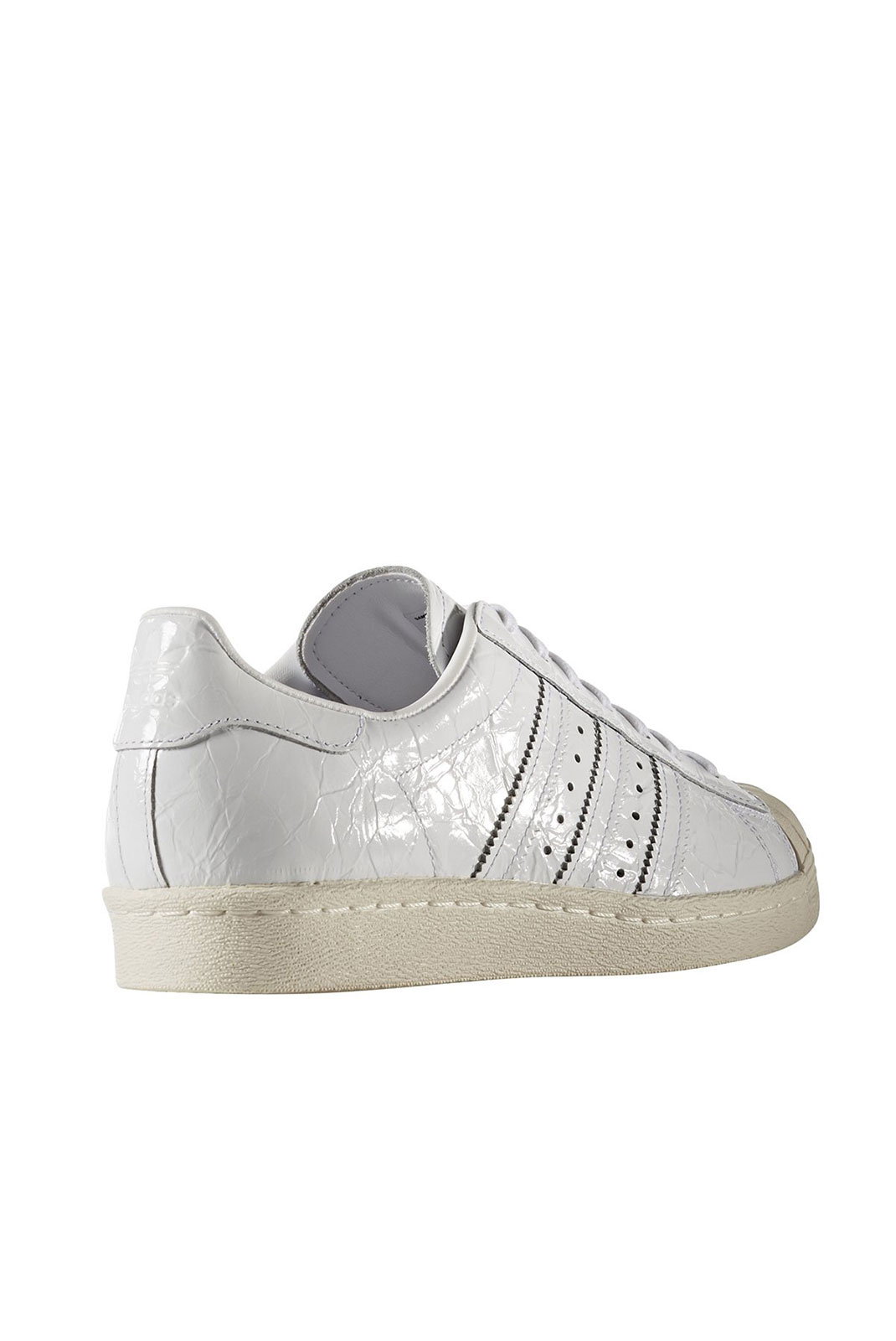 Baskets / Sneakers  Adidas BB2056 SUPERSTAR 80S W WHITE