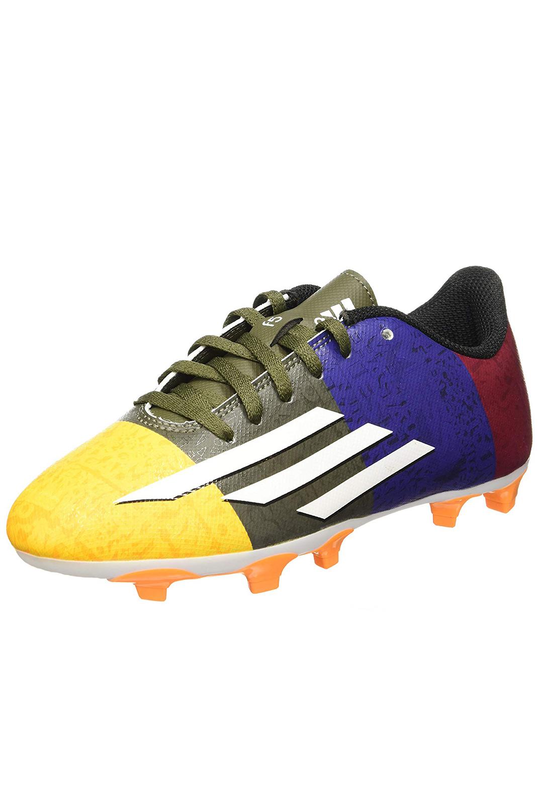 Chaussures  Adidas M21771 F5 FG J (MESSI) MULTI