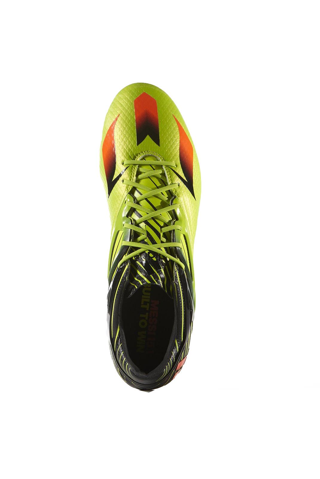 Baskets / Sport  Adidas S74679 MESSI 15.1 JAUNE