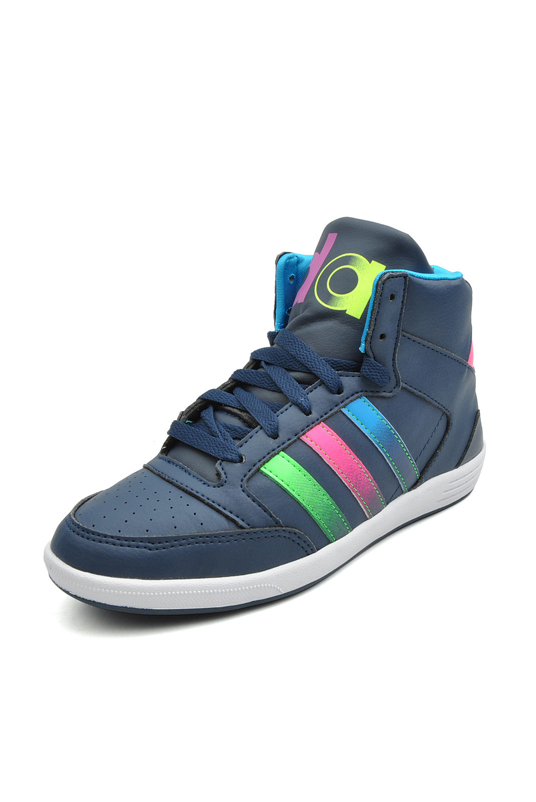 Baskets / Sneakers  Adidas F98643 HOOPS CST STREET W NAVY