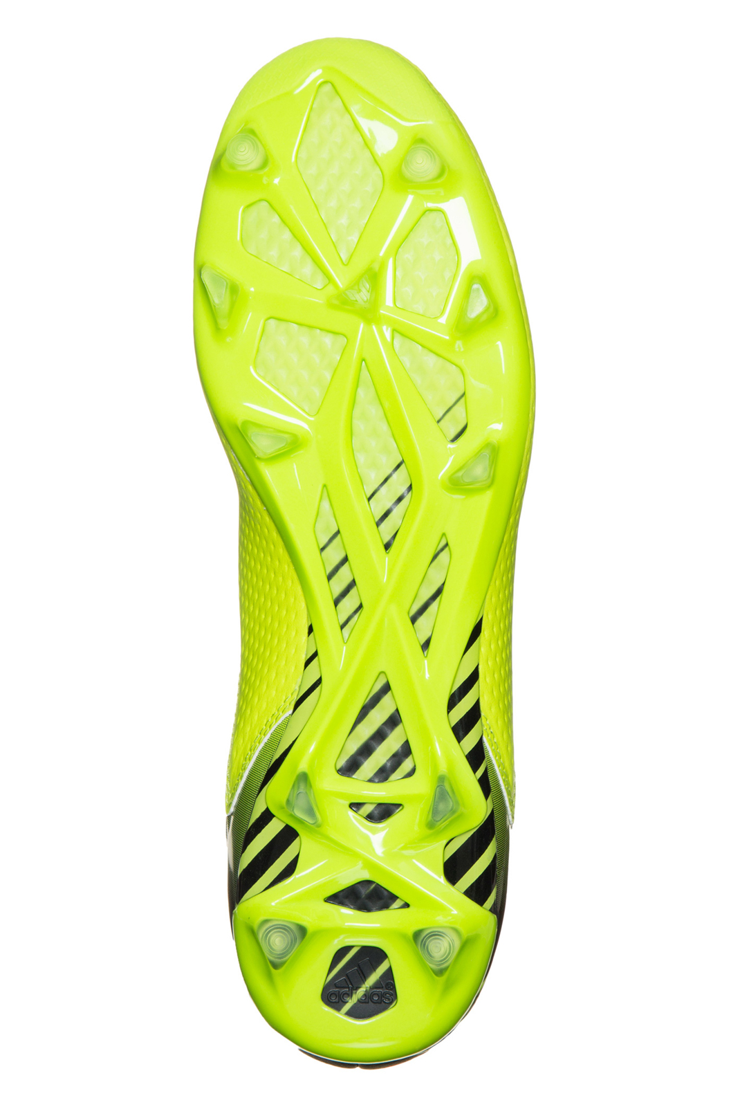 Baskets / Sport  Adidas S74688 MESSI 15.2 NEON YELLOW